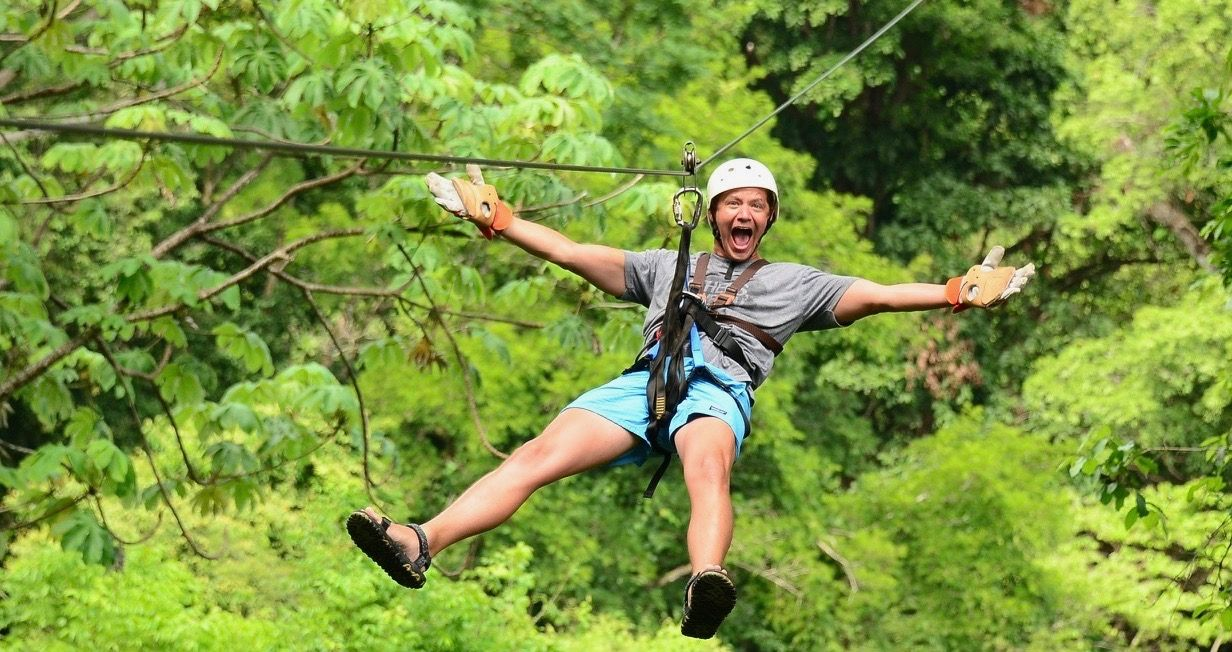 What You Need To Know Before You Go Zip Lining Thetravel