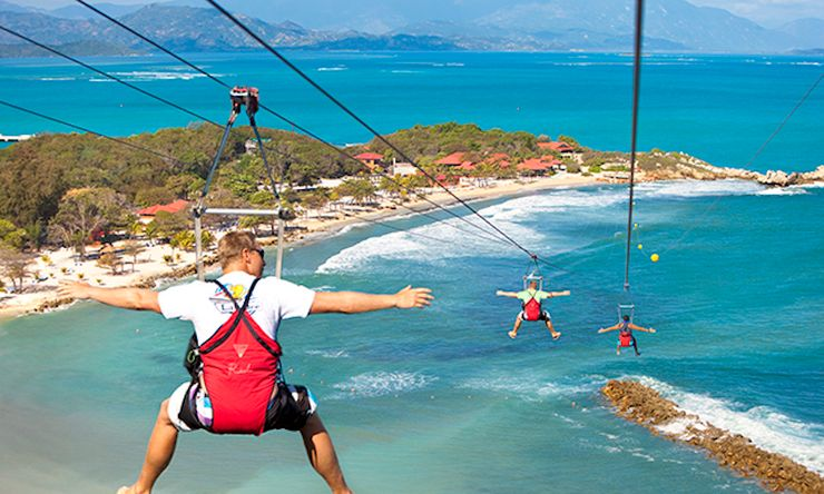 20 Incredible Ziplines Around The World That Will Make You Feel Like Tarzan