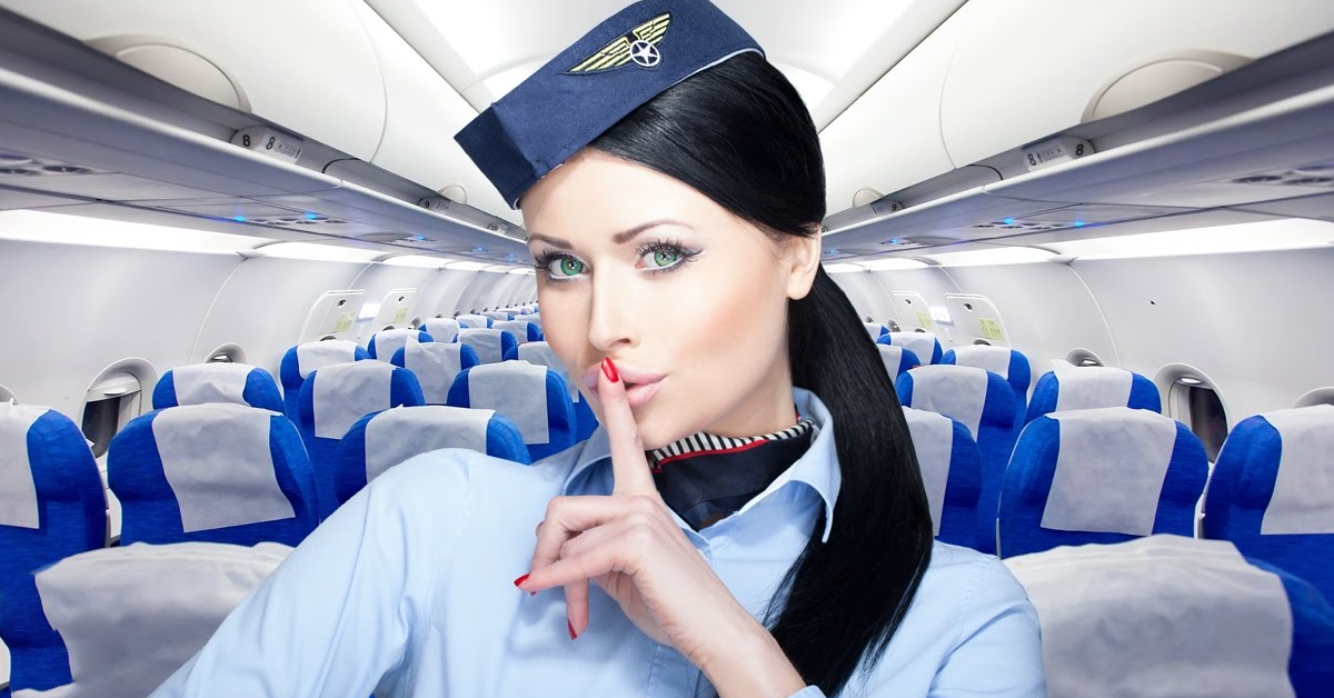 13 things only flight attendants are supposed to know 7 facts they