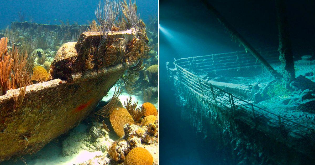 10 Most Incredible Sunken Ships on Earth | Deep Sea News |Sunken Ships Underwater