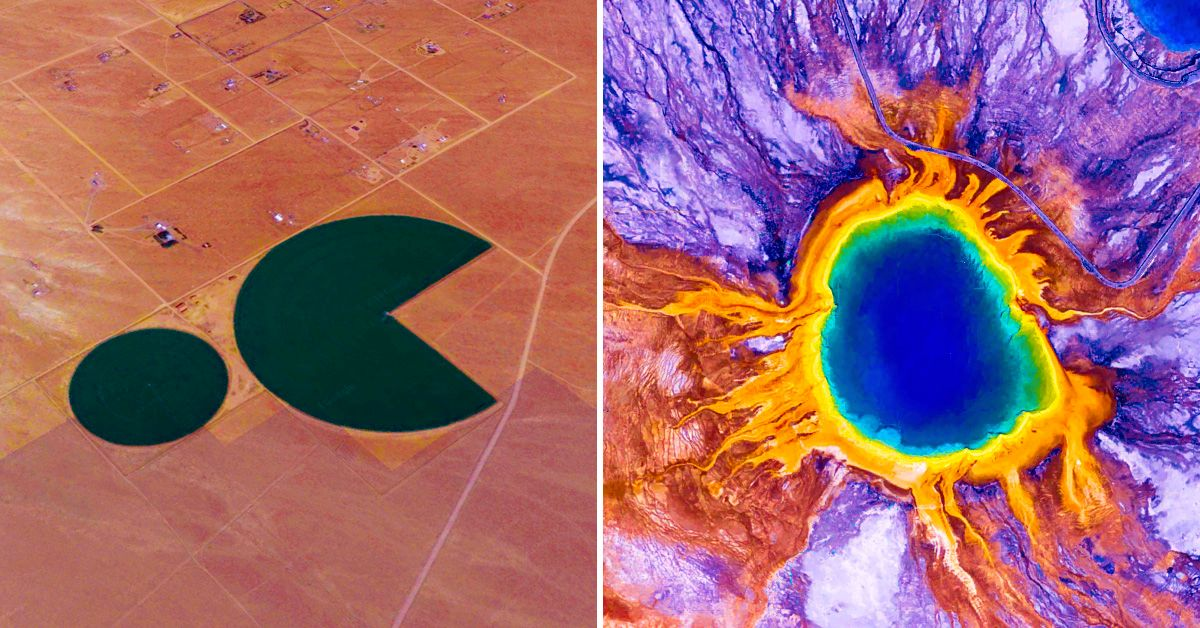 25 Easter Eggs On Google Earth That We Just Found Out Existed
