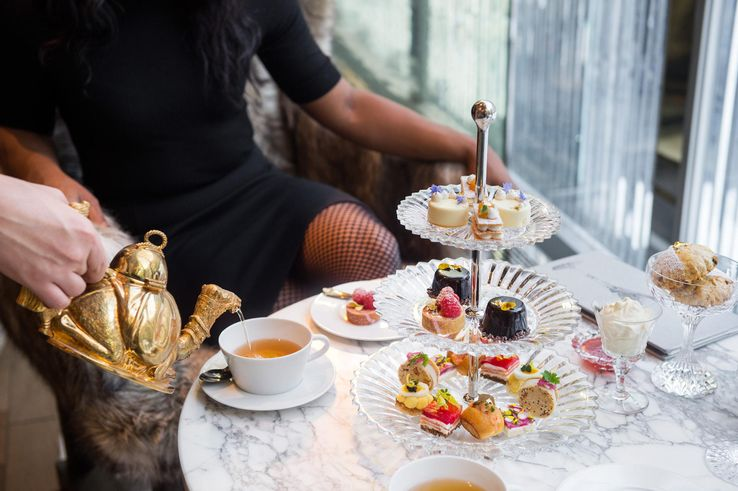 10 Best Places For Afternoon Tea In NYC | TheTravel