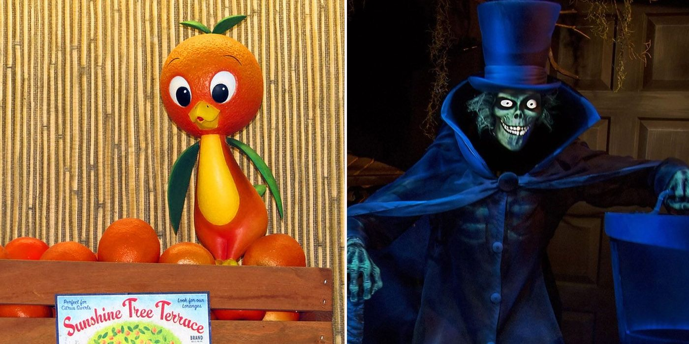 Disney Parks: 10 Best Characters Who Debuted In Rides