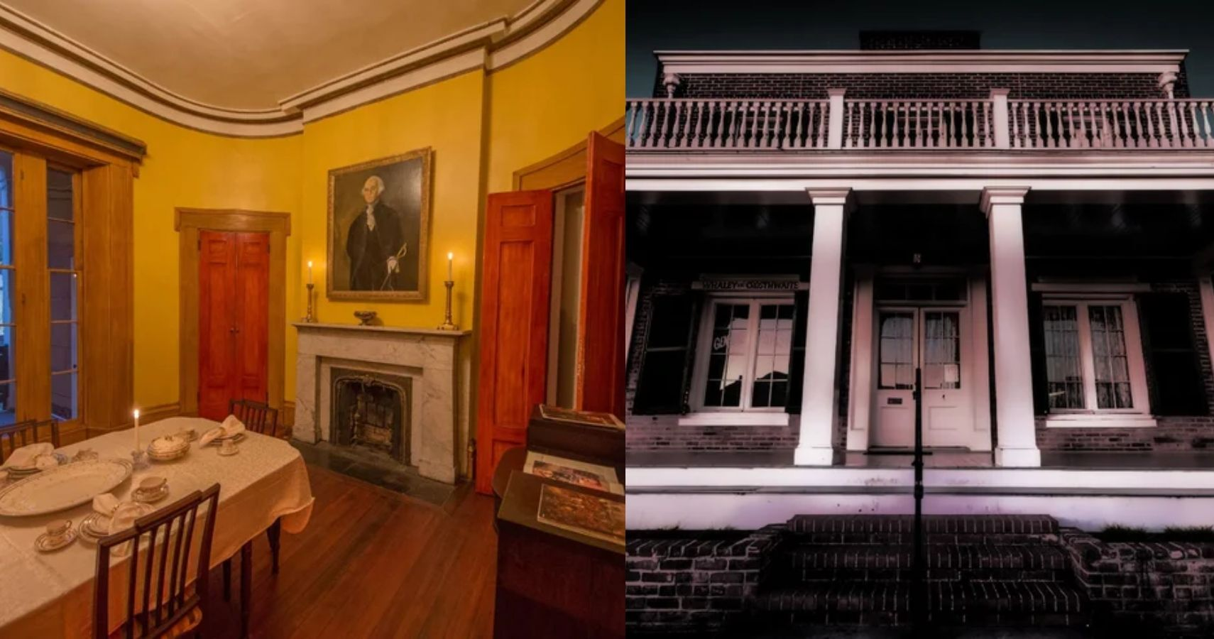 The 8 Most Terrifying Ghost Tours You Can Do In The USA