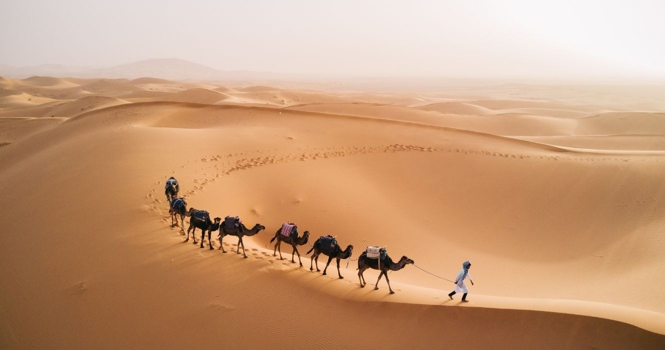 Crossing The Mighty Sahara Desert From Morocco To Senegal Via The Coastal Route