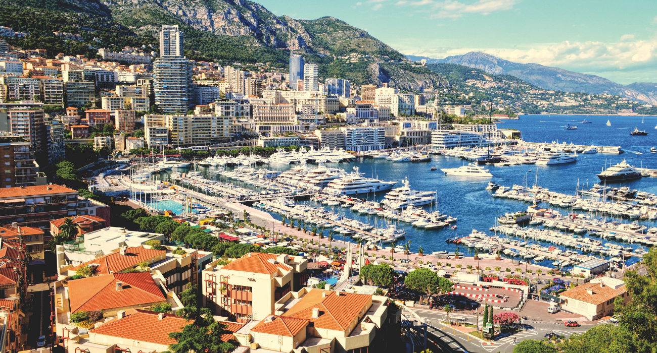 Monaco: The World's Richest Country That Is Half A Town On France's Southern Coast