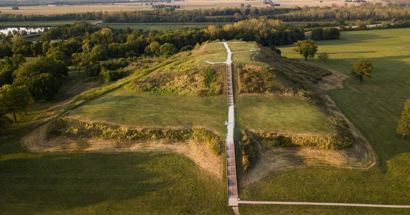 The History Of The Cahokia Mounds And Why You Should Visit This Great Native American City