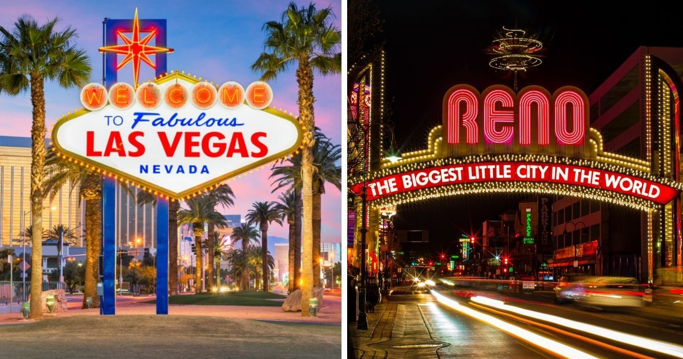 Reno Vs. Las Vegas: Which Is The Better Nevada Vacation?