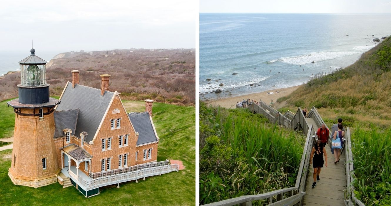A Day On Block Island: Exploring Rhode Island's Most Iconic Vacation Spot