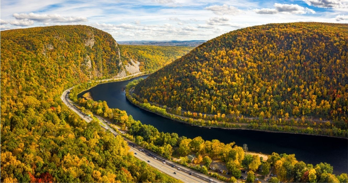Why A Road Trip Through Scenic Brandywine Valley Is Worth The Stops You'll Make On The Way