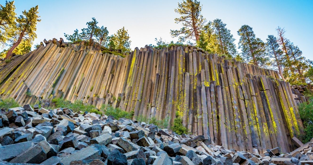 This Is What The Devil's Postpile National Monument Is Known For, And Why It's Worth Visiting