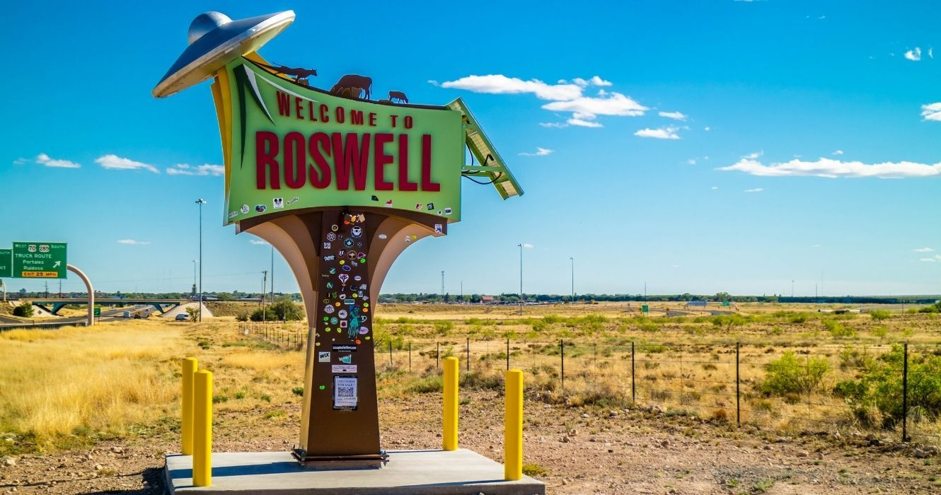 Go UFO Hunting In Roswell, New Mexico And Then Check Out Their UFO Museum