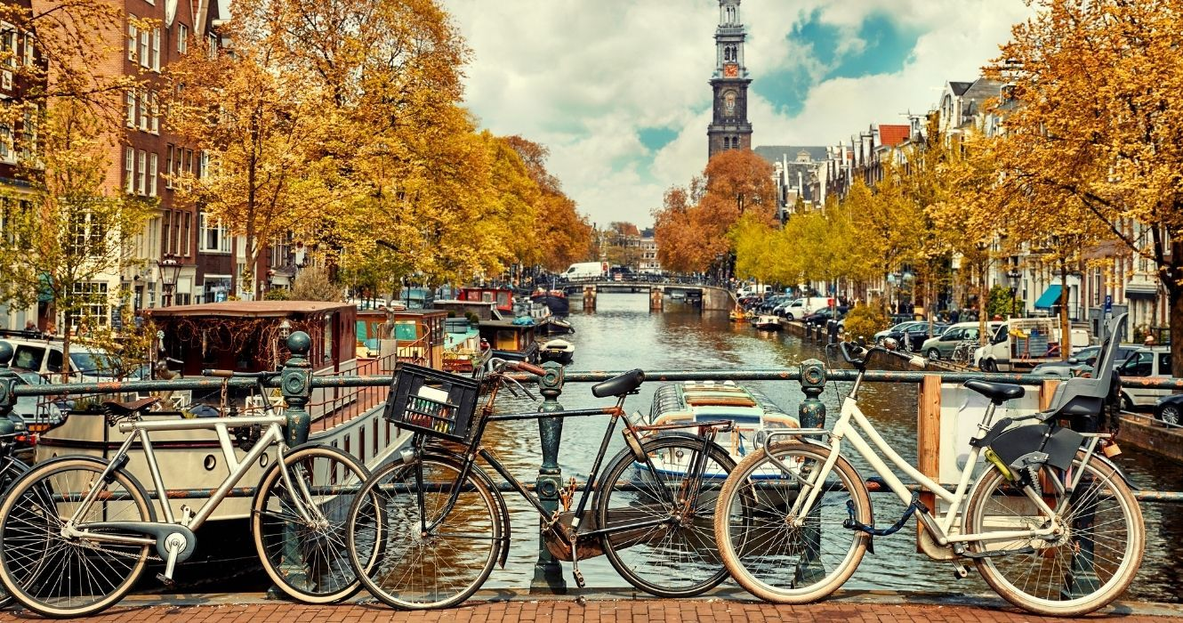 Only Have 48 Hours In Amsterdam? Here's How To Spend Those Two Days
