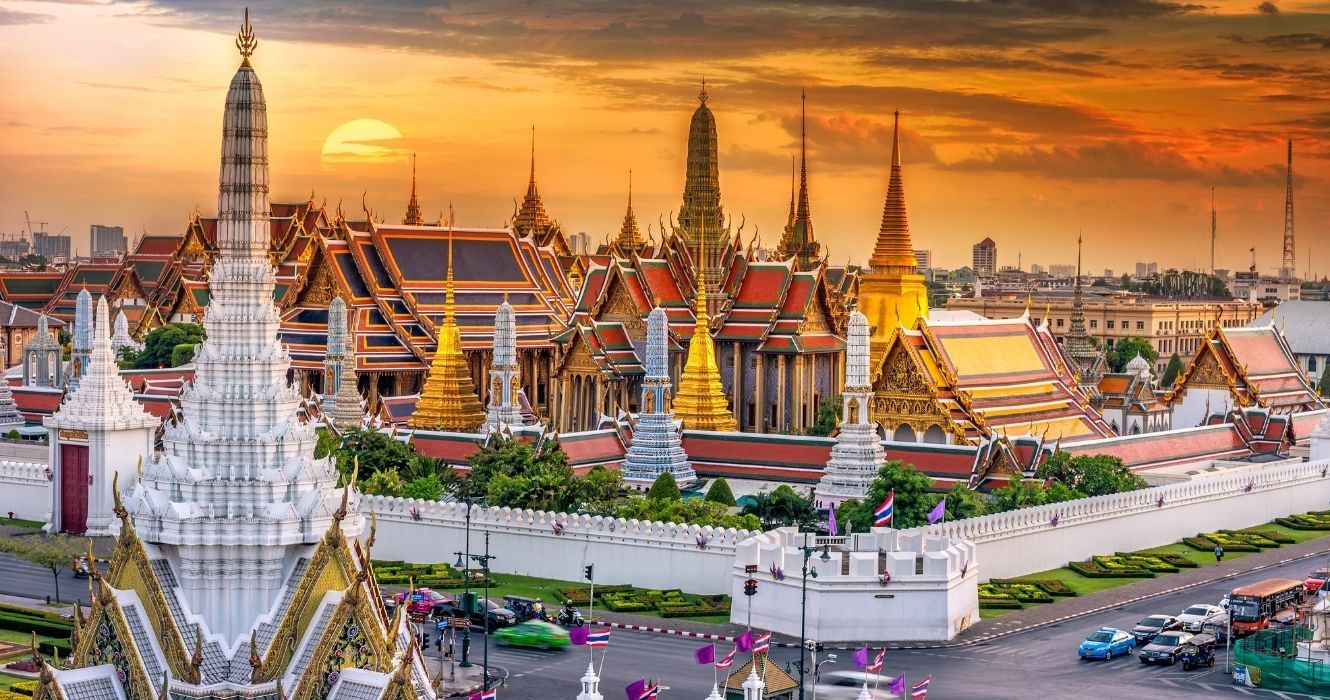 Two Days In Bangkok: Here's What To See In This City In Only 48 Hours