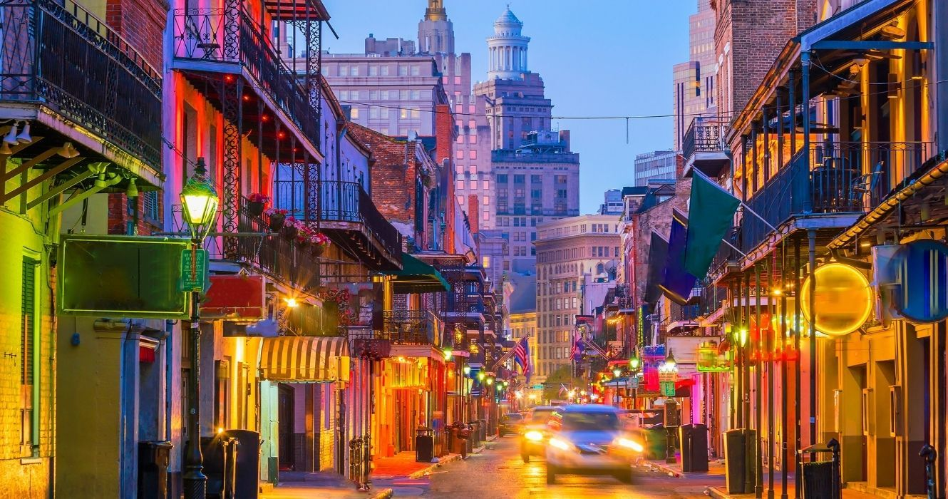 Two Days Is More Than Enough To Explore New Orleans, Here's How