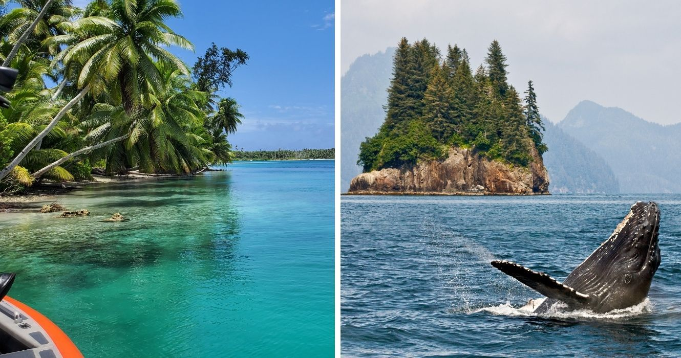 These Are The Most Remote Destinations In The U.S.... And Yes, You Can Visit Them